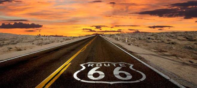 Route 66 definite pic